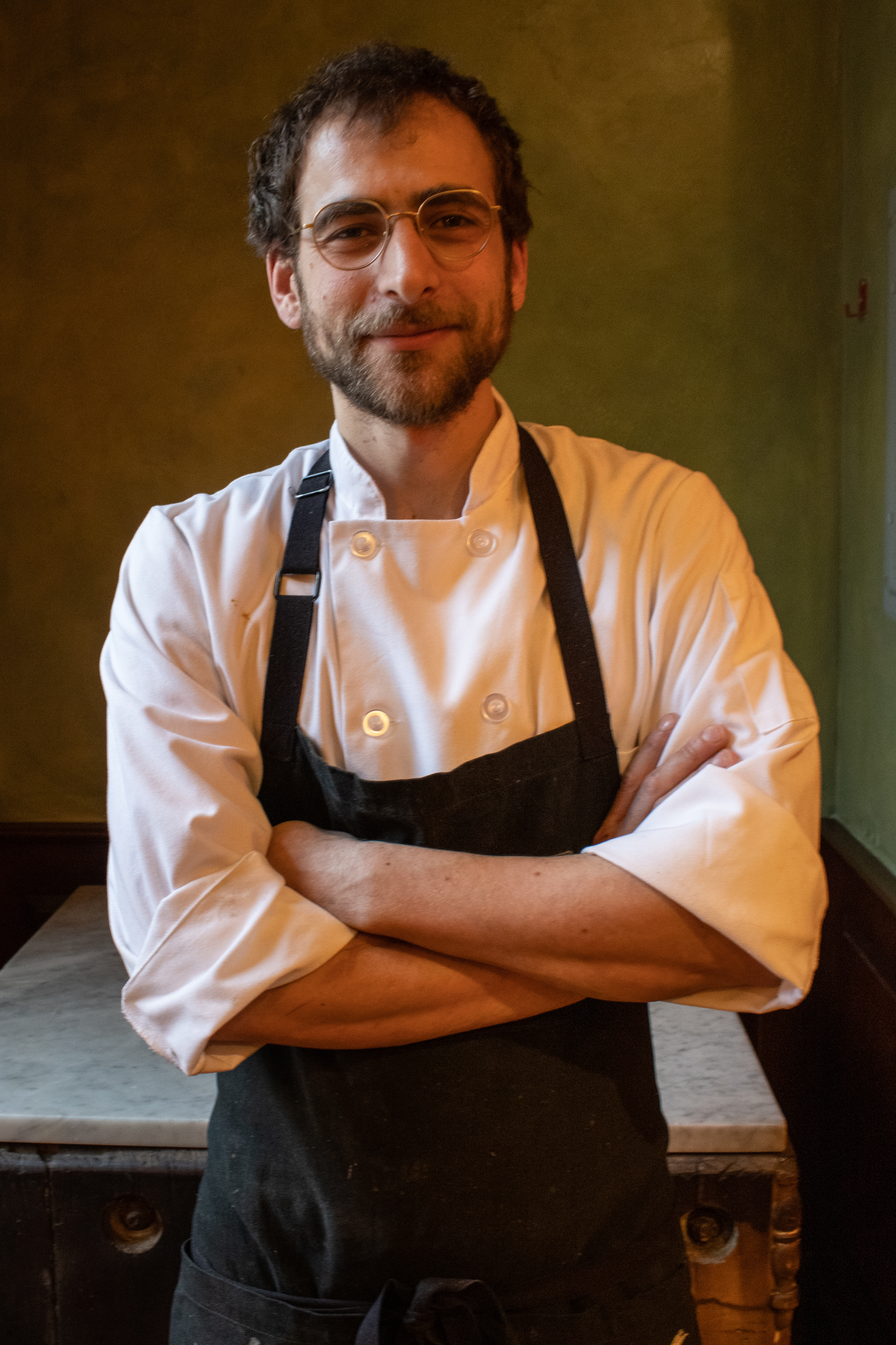 Vetri Cucina Chef Series: Executive Sous Chef Jacob Rozenberg